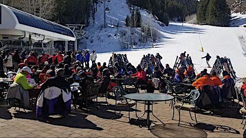 Courtesy of National Brotherhood of Skiers