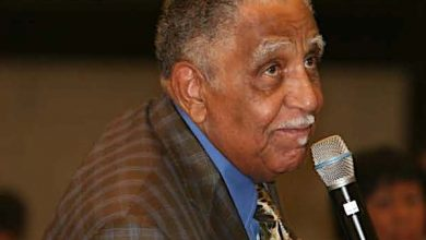 Photo of Rev. Joseph Lowery, Civil Rights Icon, Dies at 98