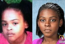 Relisha Rudd vanished in Washington, D.C., on March 19, 2014. Forensic artists with the National Center for Missing & Exploited Children (NCMEC) created this progression image for what she may look like in 2020.