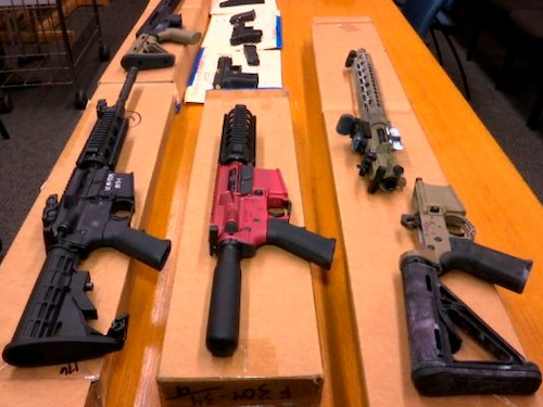 The District of Columbia moves to ban ghost guns. (Courtesy of NPR)