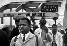 Photo of John Lewis Documentary Premieres