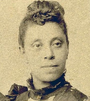 Gertrude Mossell (Nathan Francis Mossell via Wikimedia Commons)