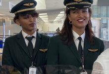 Photo of Ethiopian Airlines All-Female Crew Lands at Dulles Airport