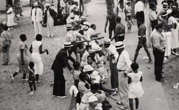 Photo of Beaches Provide Refuge for Blacks During Jim Crow Era