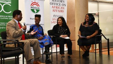 Photo of Discussion Focuses on Diversity of African Diaspora