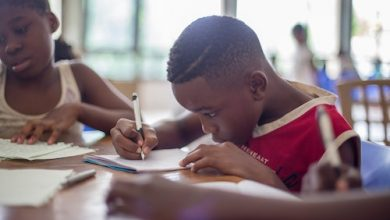 Photo of Black Students' Abilities Rated Lower Than Whites with Same Test Scores: Study