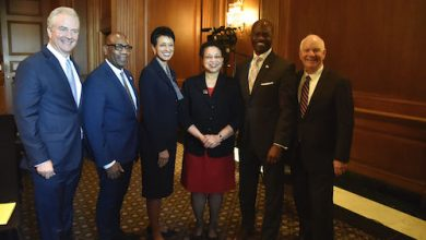 Photo of Md. Congressional Delegation Hosts State's HCBU Presidents