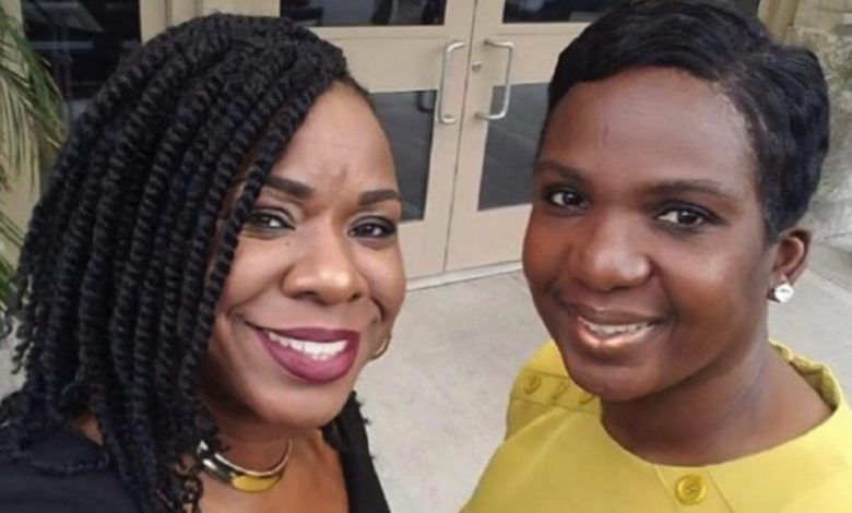 Derrica Wilson and Natalie Wilson founded the nonprofit Black and Missing Foundation to bring awareness and resources to missing persons of color and their families. (Courtesy of NNPA Newswire)