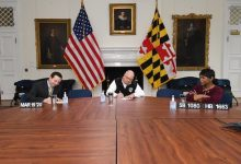 Photo of Maryland's COVID-19 Positive Test Rate Under 4% for First Time