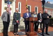 Photo of Hogan Moves Md. Primary to June 2 as Confirmed Coronavirus Cases Rise