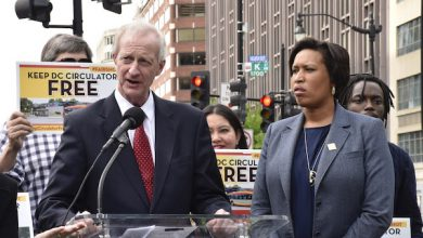 Jack Evans served on the D.C. Council from 1991-2020. (WI file photo)