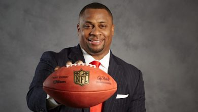 Photo of NFL Exec Troy Vincent Talks Draft, HBCU Initiatives