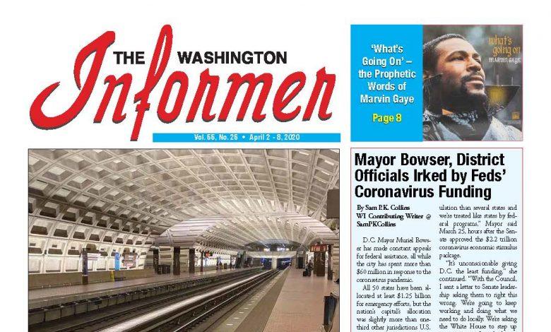 Photo of 4-2-2020 Informer Edition