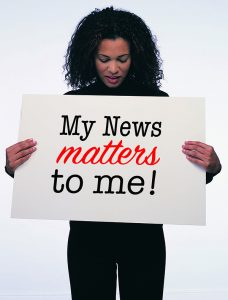 My News Matters to me - Washington Informer Donations