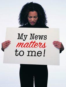 My News Matters to me - Washington Informer Donations