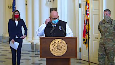 Photo of Hogan Orders Budget, Hiring Freeze Amid Coronavirus Pandemic