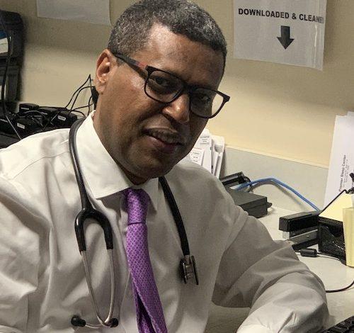 Dr. Asefa Jejaw Mekonnen (Courtesy photo)