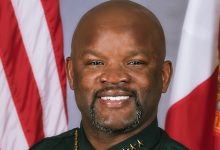 Photo of Black Sheriff Overcomes Bigotry