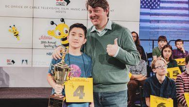 Photo of Biko Sheridan Wins 38th Annual Washington Informer Spelling Bee