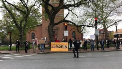 Photo of Hundreds Take to Annapolis to Plead Their Case: 'Reopen Maryland'