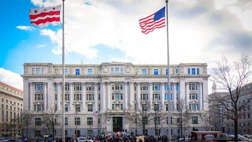 John A. Wilson Building (Courtesy photo)