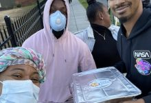 Photo of Organization Reaches Out to Ward 8 Residents Amid Pandemic