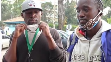 Photo of Young Kenyan Brothers Ease COVID-19 Mask and Clean Water Shortages