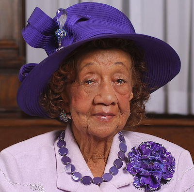 Dorothy Height (Adrian Wood via Wikimedia Commons)