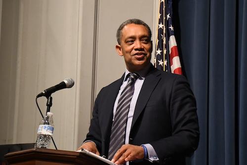 D.C. Attorney General Karl Racine (Roy Lewis/The Washington Informer)