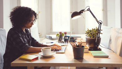 Photo of New to Working From Home? Here Are Some Tips