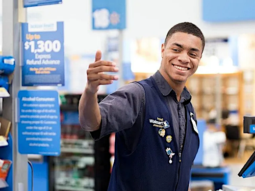 Walmart is among those hiring during the pandemic. (Courtesy of Walmart)