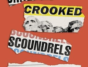 Photo of BOOK REVIEW: 'Dangerous Crooked Scoundrels: Insulting the President, from Washington to Trump' by Edwin L. Battistella