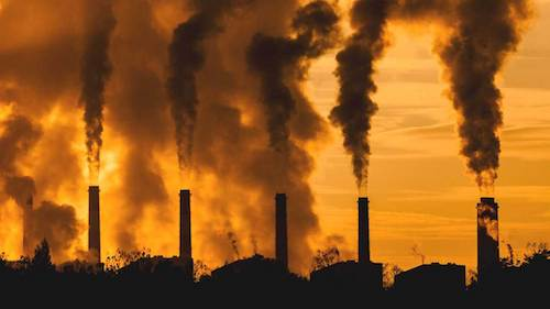 Air pollution may be at the center of the alarming number of COVID-19 deaths across the globe. (Courtesy photo)