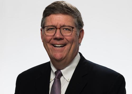 John O'Brien, Washington Gas executive vice president of strategy and public affairs