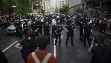 Photo of Violence, Arrests in NYC Amid Wave of Protests