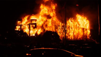 Photo of VIDEO: Fires Blaze, Looters Rampage During Minneapolis Protests