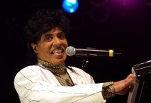 Photo of Little Richard, Rock 'n' Roll Pioneer, Dies at 87