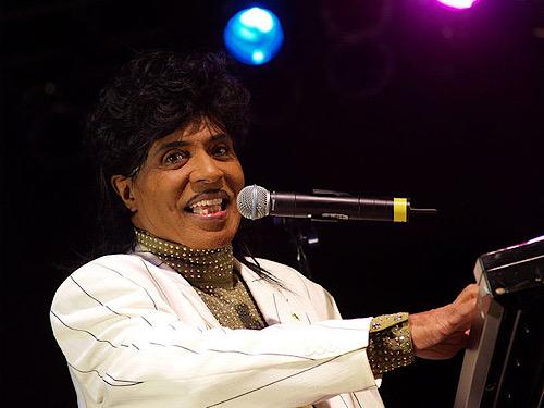 Photo of Little Richard, Rock 'n' Roll Pioneer, Dies at 87