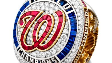 Photo of Nats Unveil 2019 Championship Rings