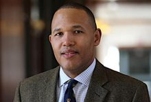 Photo of William & Mary Tabs First African American Law School Dean