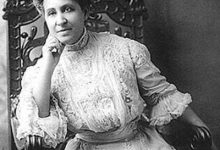 Photo of Suffragist Mary Church Terrell: 'I Am African American'