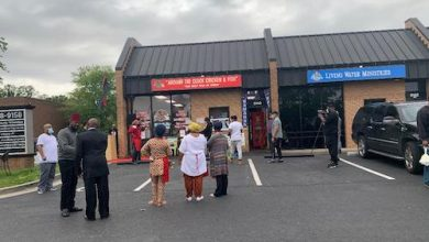 Photo of Muslim Restaurant Ends Ramadan With Free Meals Amid Pandemic