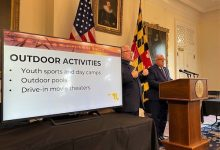 Photo of Hogan Eases COVID-19 Restrictions, Permits Outdoor Dining, Youth Sports