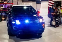 Photo of Ford Police Vehicles Can Kill Coronavirus With Superheated Interiors