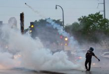 Photo of Tear Gas Used in Protests May Fuel Coronavirus Pandemic: Report