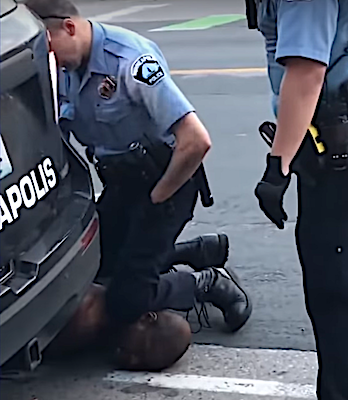 George Floyd died after being pinned down against the pavement by Minneapolis police officers during a May 25 arrest, which a bystander caught on video.