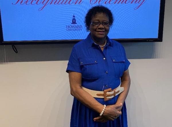 Florence Nwando Onwusi Didigu (Courtesy of Howard University)