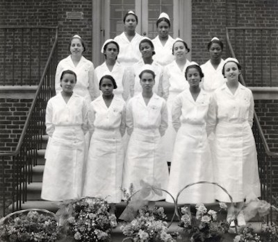Mercy Hospital School of Nursing class of 1936 (Courtesy photo)