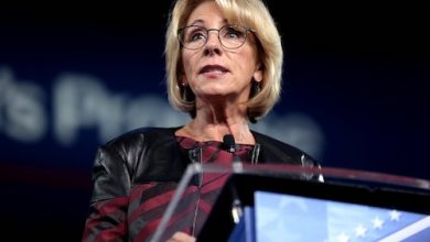 Photo of Education Secretary DeVos Adamant Schools Should Reopen in Fall