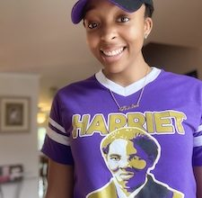 Photo of Md. Grad Student Spotlights Harriet Tubman in NFL Women's Empowerment Draft